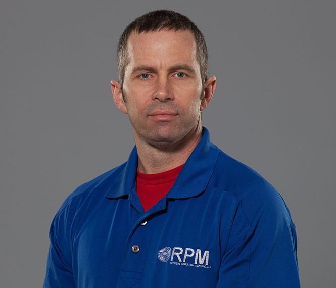 David Dixon - Floor Supervisor